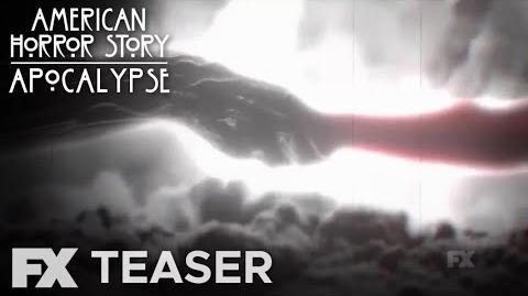 American Horror Story Apocalypse (Season 8) Teaser 2 - Hand Out FX