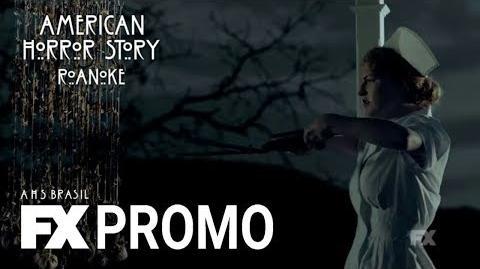 American Horror Story Roanoke Wind Chimes Promo