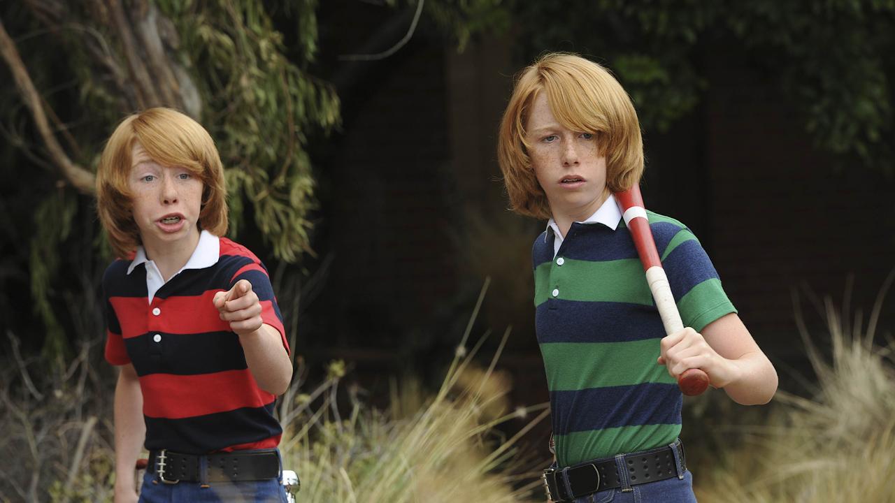 Troy und Bryan