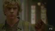 S01E07 Evan Peters as Tate Langdon American Horror Story 24
