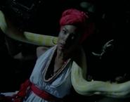 Snake ritual