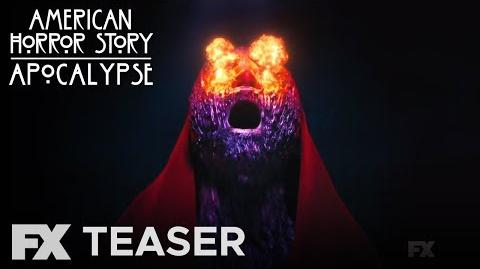 American Horror Story Apocalypse (Season 8) Teaser 9 - Hand to Mouth FX