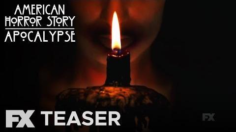 American Horror Story Apocalypse (Season 8) Teaser 5 - Lights Out FX