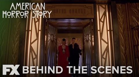 American Horror Story Hotel Inside Who's A Threat? FX