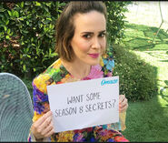 Sarah Paulson Want Some Secrets