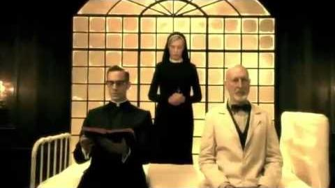 American Horror Story Asylum Teaser 1 - Exclusivo em HD