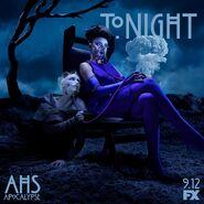AHS S8 Apocalypse Poster 18 - Tonight