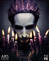AHS S8 Apocalypse Poster-05- See the light