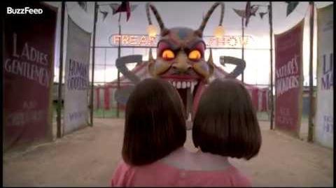 American Horror Story Freak Show Season 4 New Trailer HD