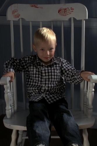 Майкл в детстве