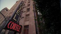 Hotel Cortez Neon Sign