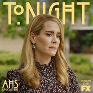 AHS S8 Apocalypse Poster 26 - Tonight 807