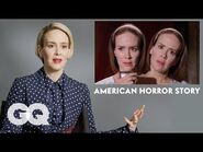 Sarah Paulson Breaks Down Her Most Iconic Characters - GQ