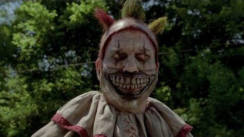 American Horror Story Freak Show - Teaser Massacres and Matinees