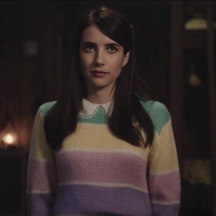 OhMyOskarr/Emma Roberts Starring In New AHS Season