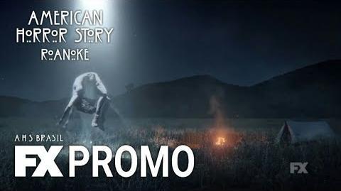 American Horror Story Roanoke Camp Sight Promo