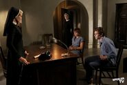 Sister jude, mary eunice, kit, grace