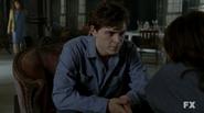 Evan Peters Kit Walker American Horror Story Asylum S02E02 TAR 2