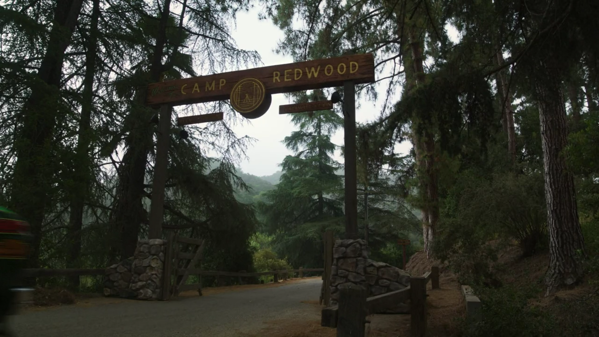 Camp Redwood (location)