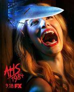 AHS 1984 Poster