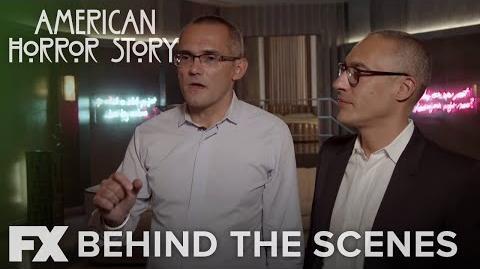 American Horror Story Hotel Inside The Art FX