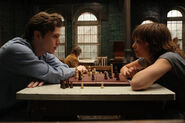 Шахматы Кита и Грейс