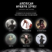 AHS 10 Expanded Universe Poll