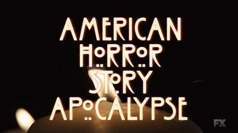 American Horror Story - Apocalypse (Official Opening Titles HD)