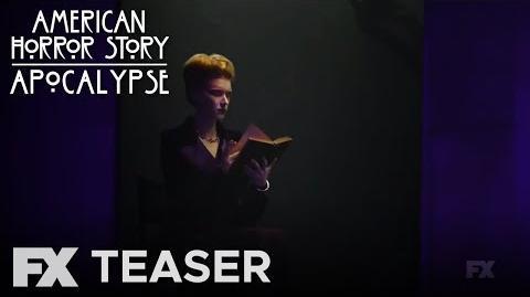 American Horror Story Apocalypse (Season 8) Teaser 5 - Radio Active Mist FX