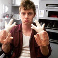 S4 BTS Evan with prop hands