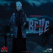 Frances Conroy as Belle Noir