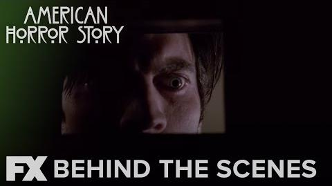 American Horror Story Hotel Inside Creep Out With Wes Bentley FX