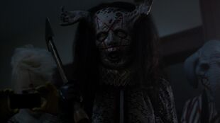 Máscara de culto