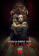 American Horror Story Freak Show TV Miniseries-715585326-large
