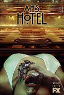 Hotel Rare Poster