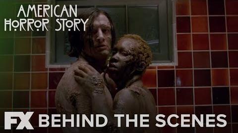 American Horror Story Hotel Inside The Make-Up Of Horror FX