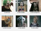 Le culte des clowns