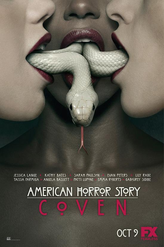 Gcheung28/American Horror Story: Coven Nominated for 2014 Golden Globe