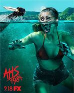 AHS 1984 Poster Dipping