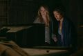S6E1 Shelby and Lee in the basement 2