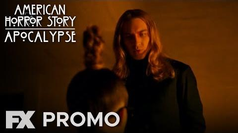 "American Horror Story Apocalypse Promo 8x03 - ""Forbidden Fruit"" (HD)"