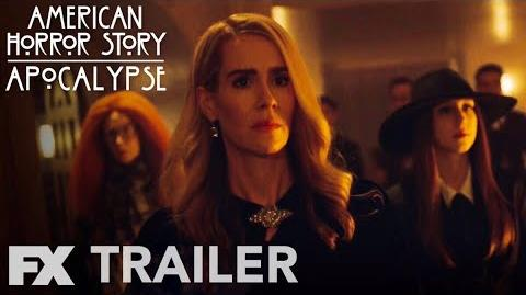 American Horror Story Apocalypse (Season 8) First official trailer FX