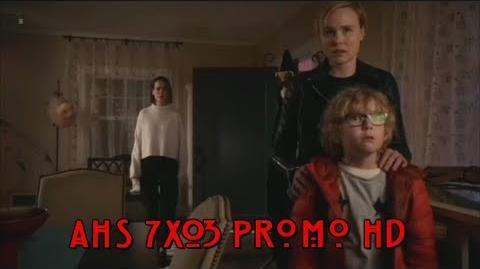 """AHS Cult - 7x03 """"Neighbors from Hell"""" -2"""