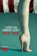 Freak show poster 3