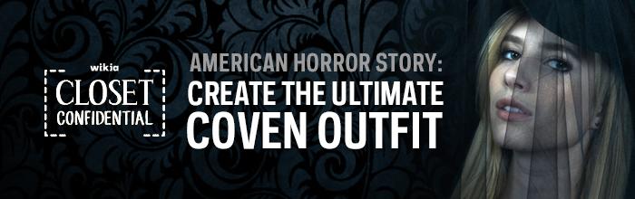 Asnow89/Closet Confidential: American Horror Story