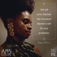 S8E7 Quote Poster - Dinah Stevens