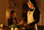 AHS S02E06 Sr Mary Eunice and Jenny