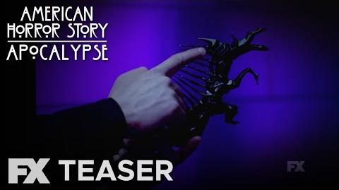 American Horror Story Apocalypse (Season 8) Teaser 11 - Fallout FX