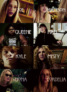 American horror story coven by gabluque-d6rnvtu