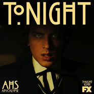 AHS S8 Apocalypse Poster 28 - Tonight 809
